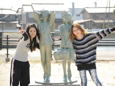 倉吉自動車学校がある鳥取県東伯郡は、あの「名探偵コナン」の作者、青山剛昌さんの出身地!周辺にはオブジェなど、コナンファン必見のスポットが沢山あります!