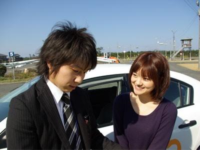 合宿での教習に不安を感じている方も、倉吉自動車学校なら大丈夫!優しい先生が、入校から卒業まで優しく丁寧にサポートします。