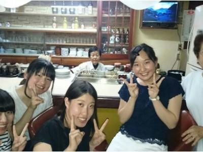 おいしいちゃんぽんが食べられるお店「八起(やおき)」。ほかほかのおでんや、長崎名物の皿うどんも食べれます。