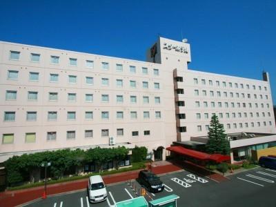 郡山市役所近くにあるビジネスホテル。アメニティも豊富で快適に過ごせます。
