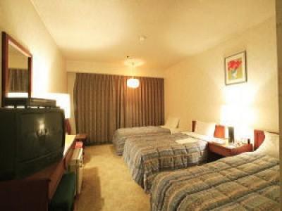 こちらのホテルは学生の方のみ利用可能です。