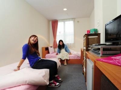 ホテル並みの宿泊施設でリラックスして過ごせます。<br>※当面レギュラー(相部屋)は利用不可です。