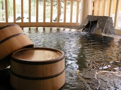 パインツリーさくらんぼ東根では、温泉に毎日入れます。