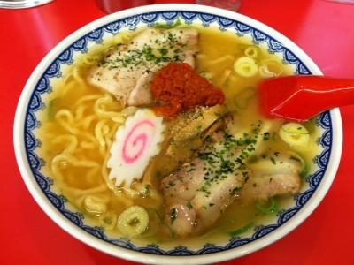 赤湯ラーメン 龍上海 免許合宿中に一度は食べてみてね♪