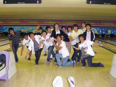 入校者には、米沢市内のボーリング場で1ゲーム無料で遊べるチケットをプレゼント!空き時間にボーリング大会を開くのも楽しいかも♪