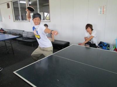 学校内には卓球やカラオケを楽しめるスペースもあります。教習で座りっぱなしじゃ退屈!という方はぜひここで汗を流してください♪