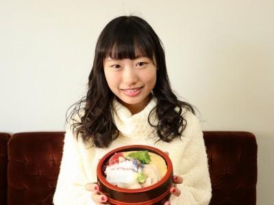 仮免お祝いちらし寿司!<br/>※月曜日は休校となりお昼代500円支給します。