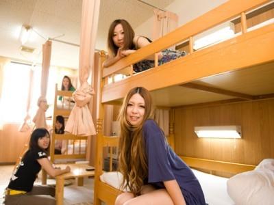 勝山自動車学校の専用宿舎は女性・男性で別になっているので安心。修学旅行気分を味わいながら、おしゃべりに花を咲かせるのもいいかもしれませんね♪