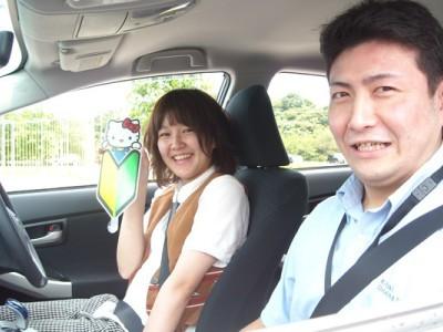 きつき自動車学校の指導員の方はみんなフレンドリーだから、リラックスして教習を受けることができます♪また、些細な疑問も丁寧に答えてくれます。