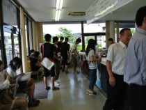 たくさんの人で賑わう松江自動車教習所なら、合宿中に友達もたくさんできちゃいます!この機会に皆で観光スポットをめぐって、素敵な思い出を作ってはいかがでしょうか?