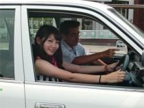 千葉マリーナ・ドライビングスクールの指導員による丁寧な指導はわかりやすいと評判です♪担当の指導員と一緒に免許取得を目指しましょう!