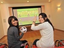 教習所には、フィットネスルームやカラオケルームも完備♪シアタールームでは、Wiiで遊ぶこともできちゃいます。仲間と一緒に、合宿で楽しい思い出をいっぱい作りましょう!