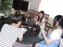 待合室はマツキドライビングスクール米沢松岬校にもありますが、ゆっくり過ごしたい方は宿舎で休憩してもいいかもしれません。ゆったりのんびりおしゃべりできますよ♪