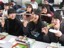 山形名物「たまこん」!みんなで食べるとさらにおいしい★合宿の思い出にみんなで楽しめるイベントをたくさん用意してます!
