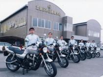 バイクやその運転技術を知り尽くした指導員による二輪教習も受けられます。普通二輪から大型二輪へのスキルアップも可能ですよ!