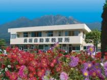 長坂自動車教習所の敷地内には彩り豊かなたくさんの花が咲いています。技能教習中も癒やされること間違いありません♪