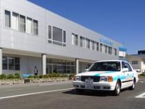 教習車(普通車)は環境にやさしいLPG車です。エコドライブ推進事業に協力しています。