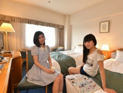 快適!全室ホテルプラン。レギュラー(相部屋)タイプでもビジネスホテルを利用していますので、しっかりリラックス出来ると思います。人数や予算に合わせてプランを選べるのも嬉しいですね☆