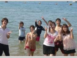近くには海水浴場もあるので、教習の空き時間、気分転換にリフレッシュ!! 友達や仲良くなった教習仲間を誘ってみましょう♪