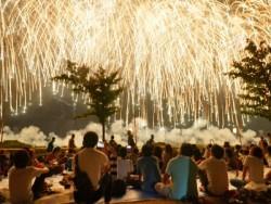 長岡といえば8/2・3に行われる、大花火大会!全国からたくさんの方が集まります!7月末から8月2日までにご入校された方はぜひご鑑賞ください!