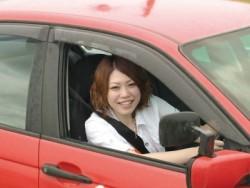 1.教習車はBMW! カッコ良い教習車で気分も上々♪