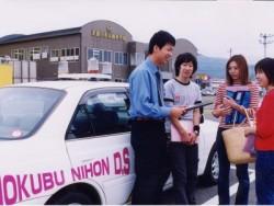 北部日本自動車学校は東京からわずか2時間の距離にあるので、関東をはじめ各地から多くの方が訪れ教習を受けています。色んな方と触れ合えるのが合宿免許ならではです。