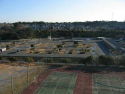 広々コースで快適教習。なんと、セイブ自動車学校の直線コースは310mもあり、とても広々としていて教習しやすいと評判です。