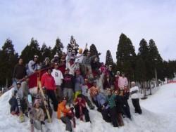 スキー、スノーボードできます!!福井で最多のコース、最大の集客数を誇る「スキージャム勝山」がバスで20分の距離にあるので、スキーを楽しみながらの合宿免許です。