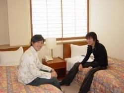 宿泊先施設も安心。ホテル・旅館共に「日本観光旅館連盟」加盟の信用ある宿舎をご用意していますので、安心して教習生活を過ごしていただけます。