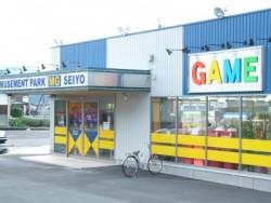 宿舎から約30mの距離には、ゲームセンターもあります!教習中に隙間の時間ができても、楽しく遊ぶことができちゃいます。